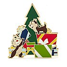 Christmas Chip 'n' Dale Limited Edition Pin