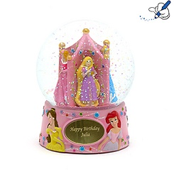Disney Princess Snow Globe - Medium