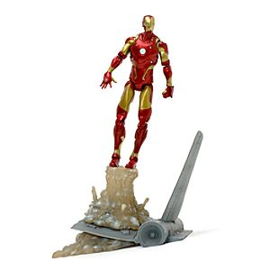 Iron Man Bleeding Edge Action Figure, Marvel Select - Iron Man Gifts