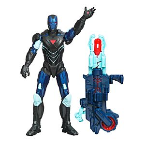 Iron Man Avengers Reactron Armour 3.75