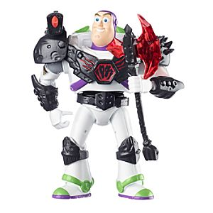 Toy Story That Time Forgot Battle Armour Buzz Lightyear Figure - Buzz Lightyear Gifts