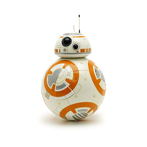 Star Wars: The Force Awakens BB-8 Interactive Talking Figure