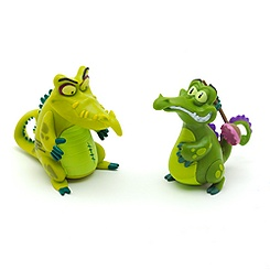 Cranky and Swampy Figure Set