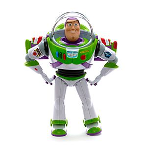 Buzz Lightyear Talking Figure