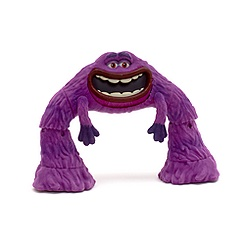 Monsters University Art Toy