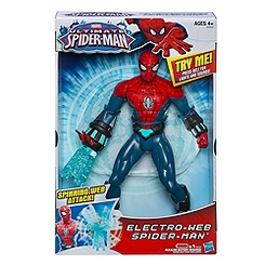 Spider-Man Electro-Web 10