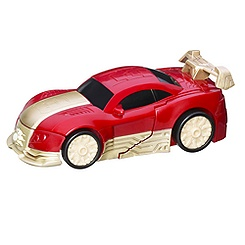 Iron Man 3 Quick Changer Toy, Muscle Car To Iron Man