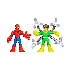 Spider-Man and Doc Ock Figure Set