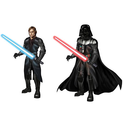 Star Wars Anakin To Darth Vader Color Change Lightsaber Toy Instructions