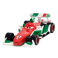 Disney Pixar Cars 2 Francesco Bernoulli Die-Cast