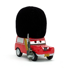 Disney Pixar Cars 2 Queens Guard