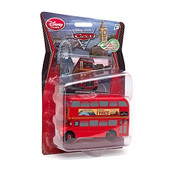 Disney Pixar Cars 2 Sir Topper Deckington