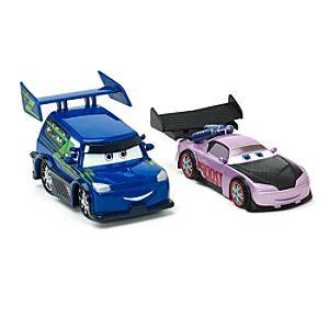 Disney Pixar Cars Boost and DJ Die-Casts - Dj Gifts