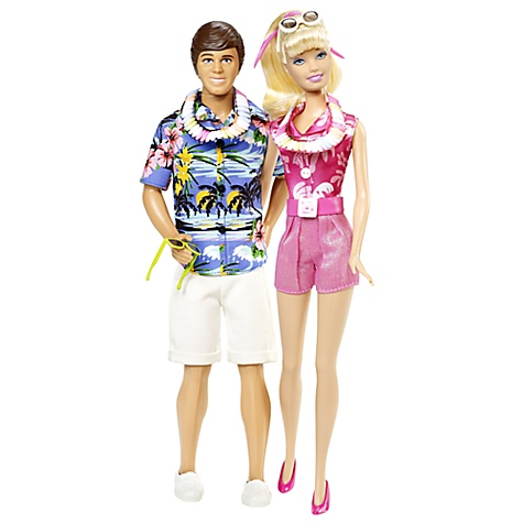 Barbie and ken costumes adults