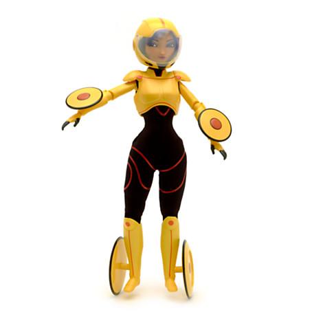big hero 6 gogo tomago doll doll figure exclusive disney