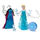 Elsa From Frozen Feature Doll