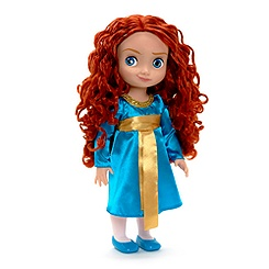 Brave Merida Toddler Doll