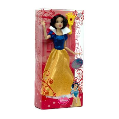 Snow White Glitter Doll