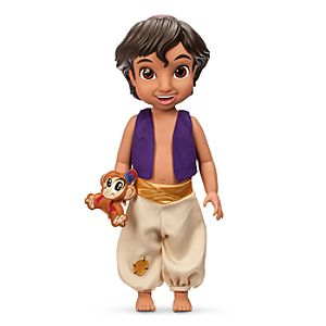 Aladdin Animator Doll