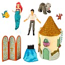 The Little Mermaid Mini Castle Playset