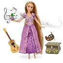 Rapunzel Singing Doll