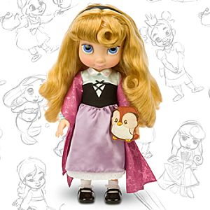 Sleeping Beauty Animator Doll