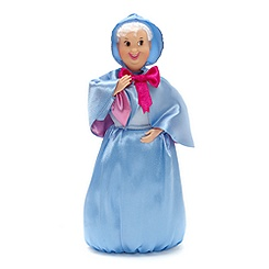 Fairy Godmother Doll