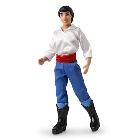 Disney Store Eric Fidanzato Di Ariel La Sirenetta Bambola Barbie