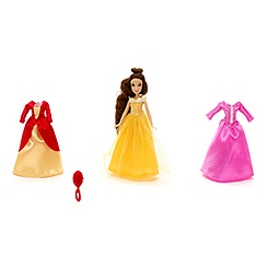 Belle Mini Doll Tube Set