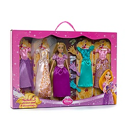 Rapunzel Dress Up Set