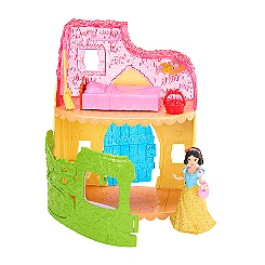 Snow White House Play Set