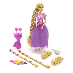 Rapunzel Plait and Play Kit