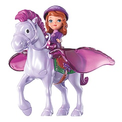 Sofia the First and Minimus Play Set