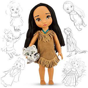 Pocahontas Animator Doll