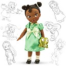 Tiana Animator Doll