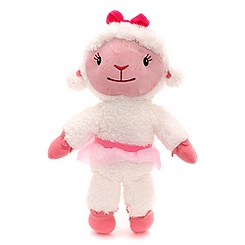 Lambie Talking Soft Toy