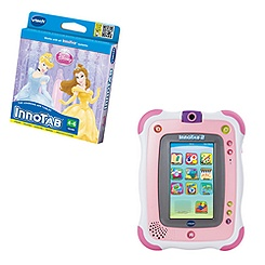 VTech InnoTab 2 With Disney Princess Cartridge