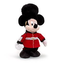Mickey Mouse Talking Guard Soft Toy