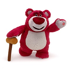 Toy Story Talking Lotso
