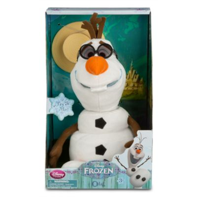Olaf From Frozen Singing Toy