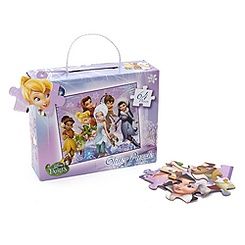Fairies 64 Piece Glitter Puzzle