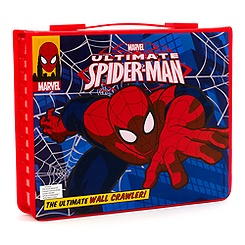 Spider-Man 5 in 1 Travel Game Case