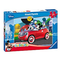 Mickey Mouse 24 Piece Floor Puzzle
