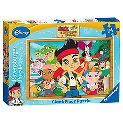 Jake and the Never Land Pirates Floor Puzzle