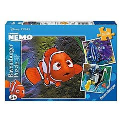 Finding Nemo 3 in a Box Puzzle Set