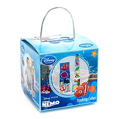 Finding Nemo Stacking Cubes Puzzle