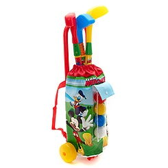 Mickey Mouse Golf Trolley