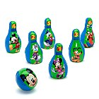 Mickey Mouse Skittle Set