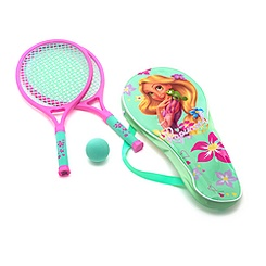 Rapunzel Tennis Set