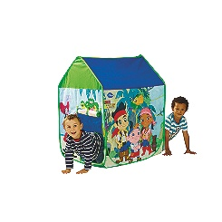 Jake and the Never Land Pirates Pop Up Tent